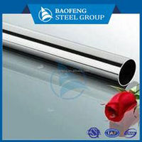 beveled end round seamless per ton price manufature stainless steel 316l sch 80 pipe