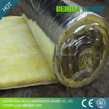 glass wool fiber glass insulation for fireplaces