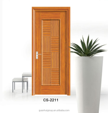 High quality dalaman pintu romania 15 panel wooden door
