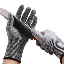 fire retardant heat protect up to 500C silicone glove with five fingers