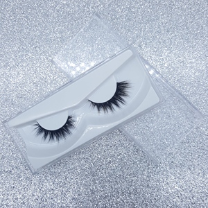 Bulk eyelash extension mink eyelash packaging box