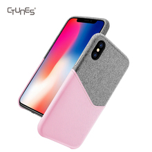 CTUNES Pink Leather Wallet Slim Hard Shell Cell Phone Cover Case With Card Holder Slot for Apple iPhone X 5.8""