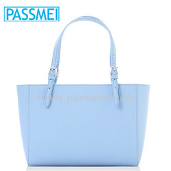 Handbags ladies 2016 luxury Spring And Summer latest big PU leather bag PU leather women handbag
