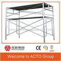 China Supplier Galvanized frame scaffolding Hot Sale in Ethiopia