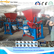 small fly ash brick machine price / cement brick making machine 008613673685830