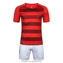 2017 design Blank soccer shirts,sublimated football jersey custom soccer jersey