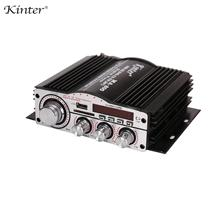 USB/SD/FM digital display of 12v car amplifier