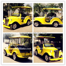 Quiality 4 Seats Vintage Electric Golf Cart