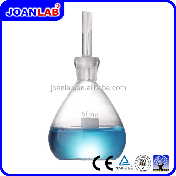 JOAN Laboratory Glassware Specific Glass Gravity Bottle 25ML