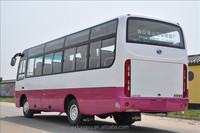 Bus Model of LS6728C3 with 30 Seats Bus For Sale