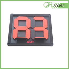 plastic Volleyball basketball substitution board