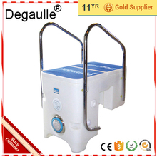 Degaulle swimming pool filter water treatment underground sand filter