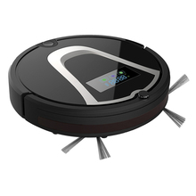 Long working time and low noise self charging cordless factory price carpet robot vacuum cleaner