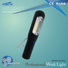 3W COB rechargeable work light COB Torch Light