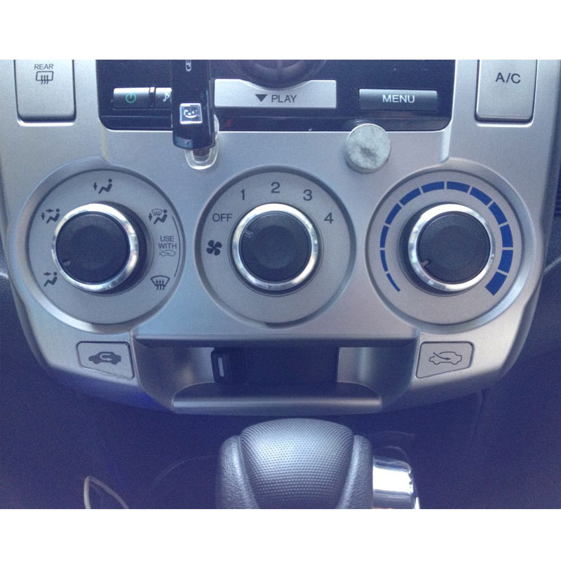 Car Air Conditioning Knob <strong>AC</strong> Knob Heat Control Switch Button Knob For Honda City 2009-2013 Nissan Qashqai