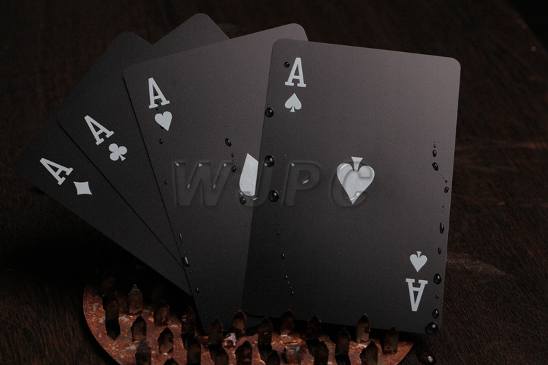 Sexy playing cards waterproof with custom