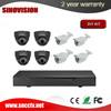 8 cameras with 8CH AHD DVR