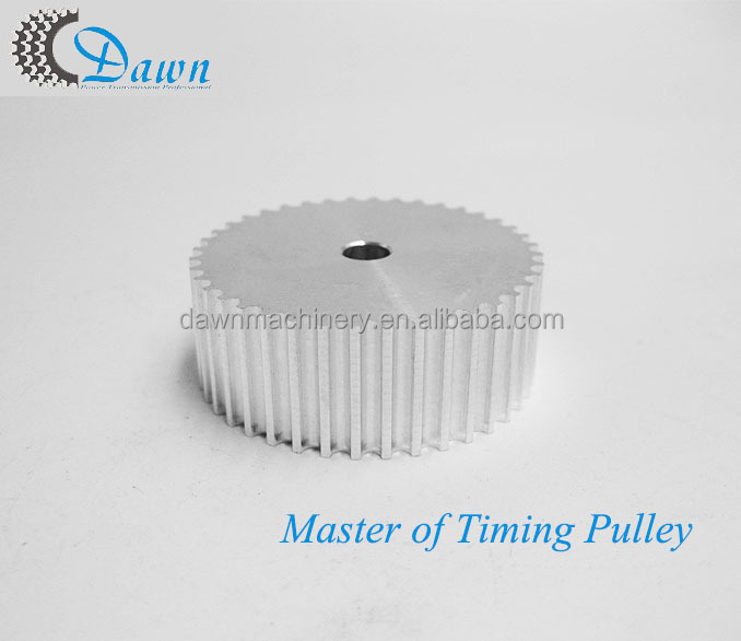 40-3M-14 Aluminum Timing Pulley