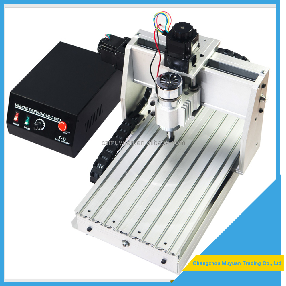 300w 3 axis 3020 USB2.0 cnc milling machine for sale