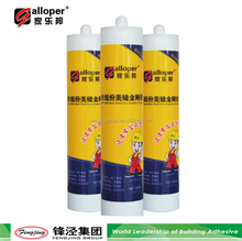 Roof silicone glue