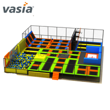 Wholesale used commercial gymnastics trampoline for sale