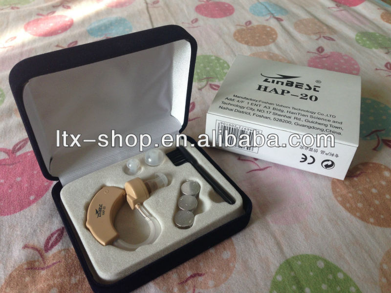 BTE hearing aid/ mini China hearing aids/ Sound Ampliifier