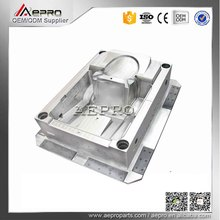 Custom logo plastic injection mold cost