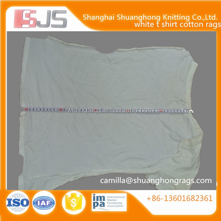 Cheap 100 cotton industrial wiping rags for oil rag