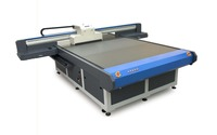 2 x 3M UV FLATBED PRINTER