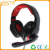 China wholesale promotional stereo music computer gaming headsets