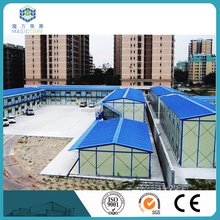 One Floor Workforce Accommodation Site Prefabricated Labour Camp / Office Building