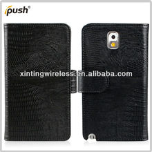 Protective Flip Open PU Leather Case For Samsung Galaxy Note3