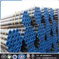ASTM A105 A53 A 106 carbon Cold drawn hot rolled Steel seamless steel pipe