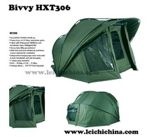 Hot-saled green color waterproof and breathable carp fishing bivvy