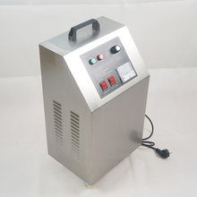 High quality portable OZ-004 ozone sterilizer for water and air treatment