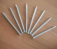 Factory hot sale 55# steel low price china galvanized concrete nail sizes concrete steel nail