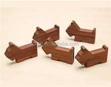 promotion gift beautiful wooden usb flash drive