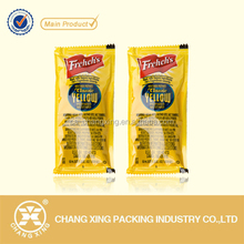 Plastic film honey syrup sachets(individual syrup sachet, roll film syrup sachet)
