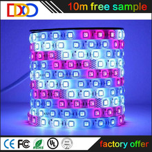 rgb running led strip light with a very competitive factory price