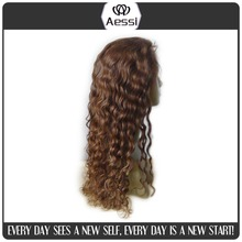 cheap 100% natural full lace human hair wig, unprocessed indian women hair wig, super quality no synthetic wig