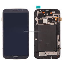 Replacement Original Mobile Phone Parts Full LCD Complete LCD Touch Screen Digitizer Assembly For Samsung Galaxy Mega 6.3 i9200