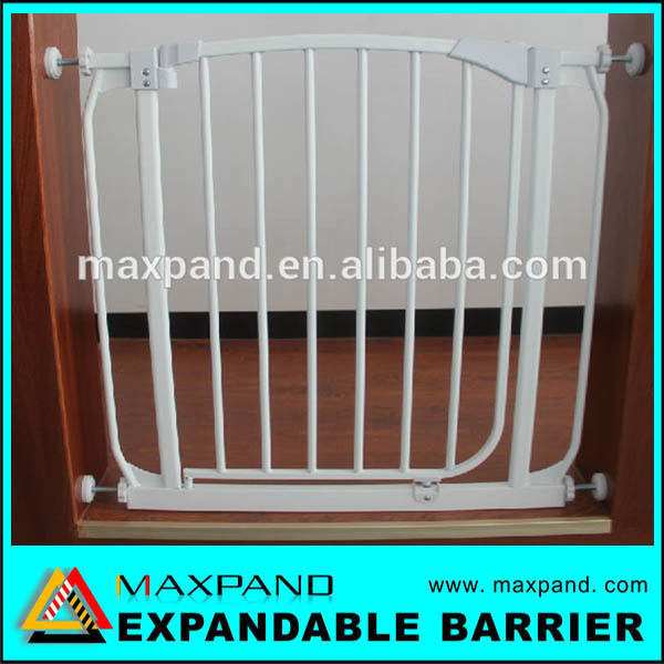 Solid Metal Foldable Indoor Dog Fence