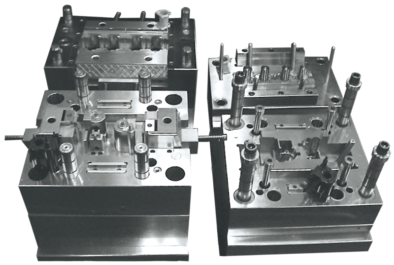 injection moulding for automatic parts washer