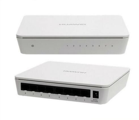 Huawei enterprise orignal new S1700 network switch 8 ports quidway S1700-8G-AC China supplier computering platform on sale