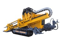 Large power reserve Horizontal Directional Drilling Machine high-quality European and American import hydraulic components