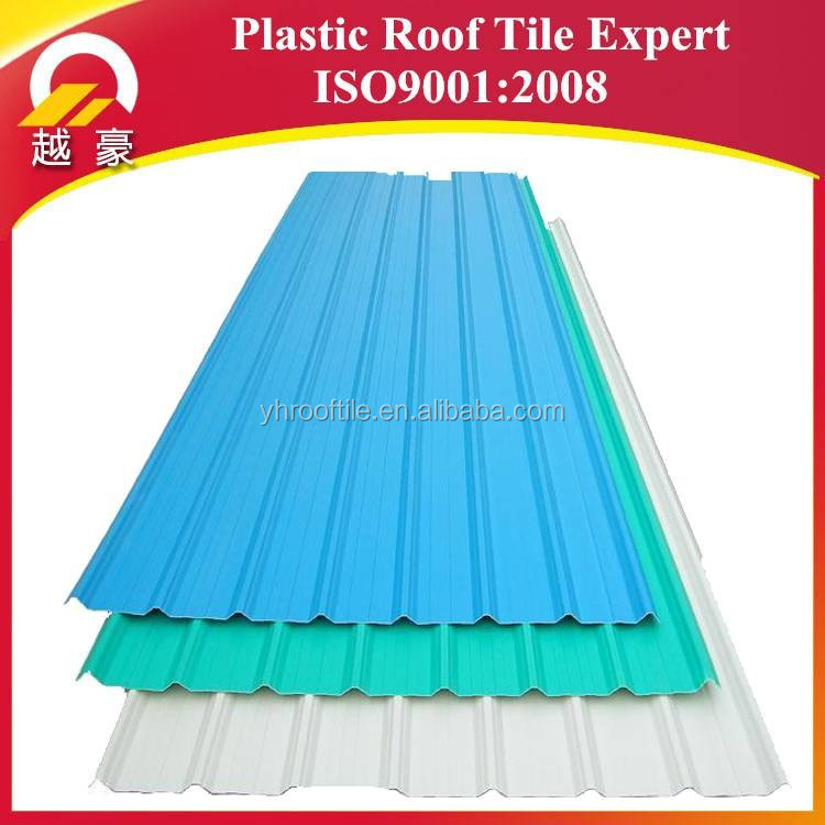 best selling pvc roof tiles