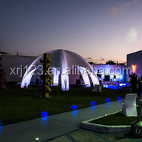 inflatable Ads Tents,inflatable dome tent for cars/partys with led light