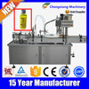 Fully Automatic olive oil filling machine,2 nozzle filling machine