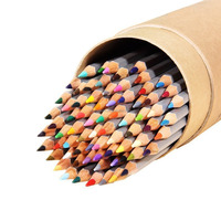 48 color Colored Pencils Drawing Pencil for Sketch Secret Garden Coloring Book(Not Included)