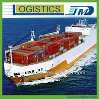 Drop ocean freight ship from Guangzhou to Cebu